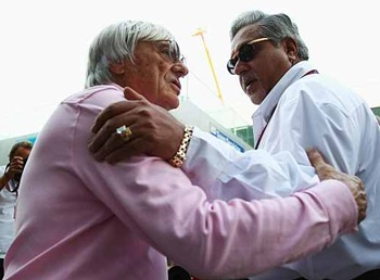 Mexico and New Jersey races unlikely: Ecclestone