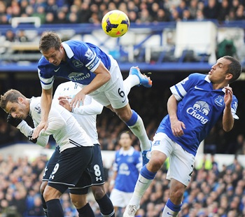EPL: Everton block Spurs path to second place with 0-0 draw