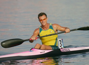 Australian Olympic medallist kayaker arrested after drug bust