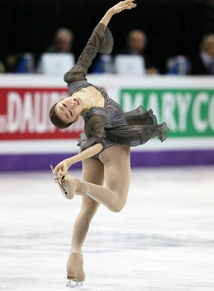Olympischen Eiskunstla...