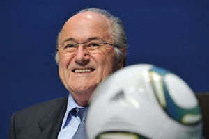 Blatter rules out January World Cup in Qatar