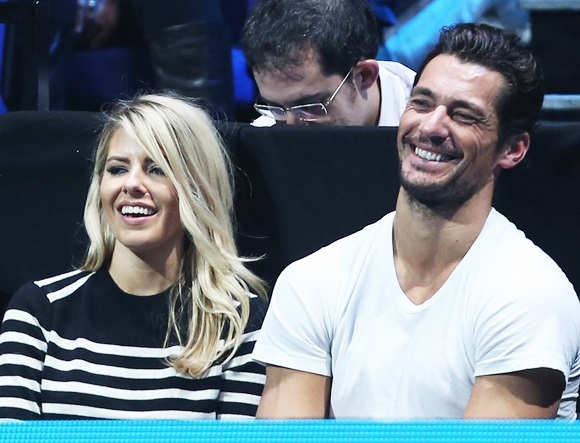 SPOTTED! Arsenal stars and other celebrities at ATP World Tour Finals