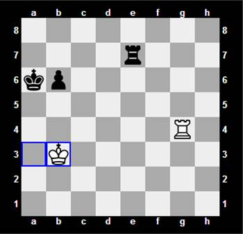 Game 4 in the World Chess Championship