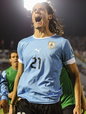 Five-star Uruguay crush Jordan in World Cup tie