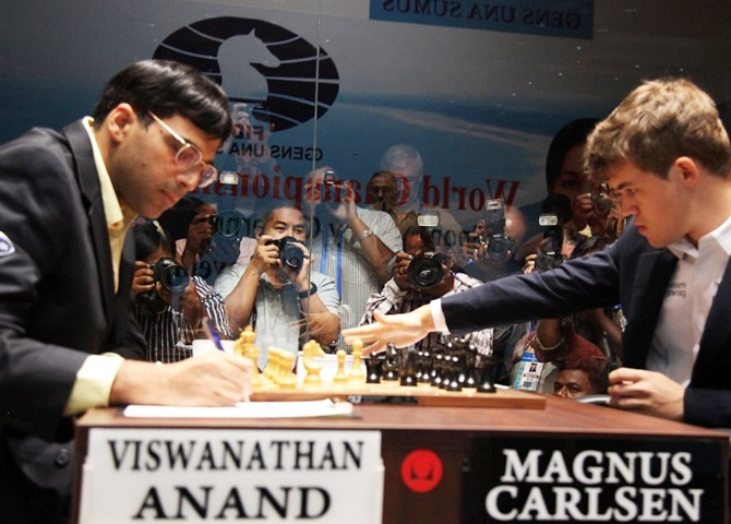 World Chess Championship: Restless times for Anand