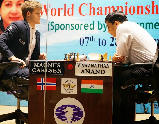 World Chess: Anand relieved after two unpleasant games