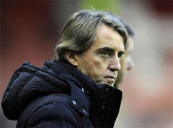 Mancini appointed new Galatasaray manager