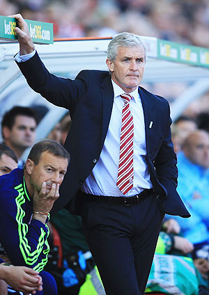 EPL: Hughes admits mistake in leaving Fulham