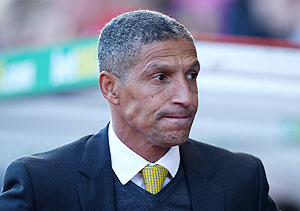 Norwich manager Hughton probed for alleged racist abuse