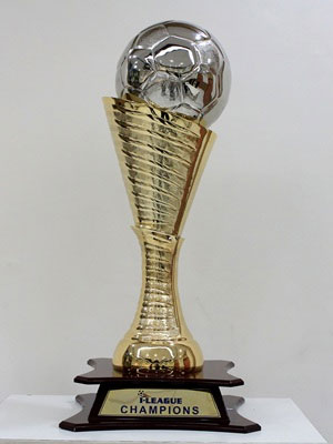 I-League trophy