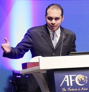 Prince Ali criticises FIFA over Middle East treatment