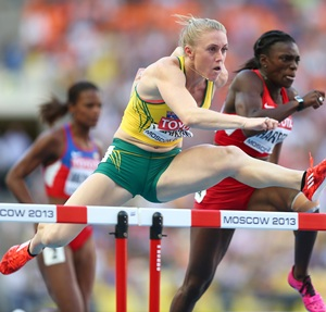 Olympic hurdles champion Pearson splits with coach