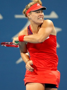 Kerber seals final spot at WTA Tour year-ender