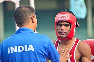 Boxer Madan Lal