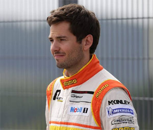 Driver Sean Edwards dies