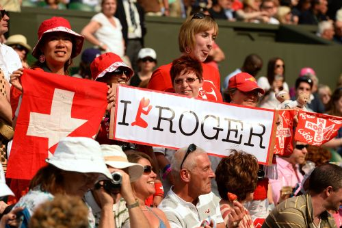 To say that Federer is way past his best would be an understatement