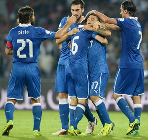 World Cup doubts creep in for Italy amid rankings slip