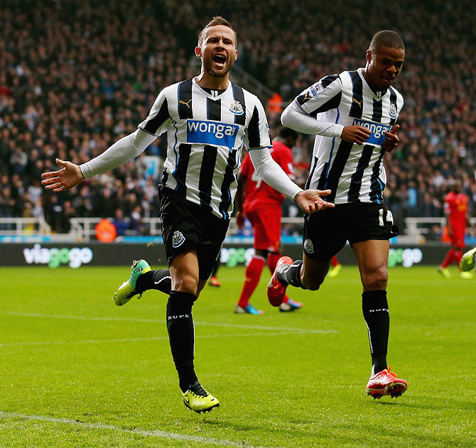 EPL: Liverpool rally to hold Newcastle as Gerrard scores 100th goal