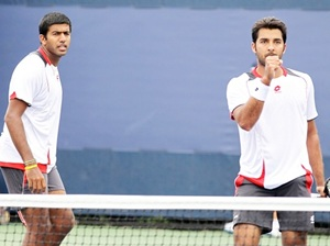 Indo-Pak Express of Bopanna, Qureshi is back!