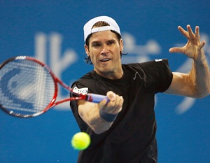 Tommy Haas shows no signs of slowing down as he trumps Haase