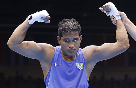 Boxing World C'ships: Sumit, Vikash in pre-quarters, Mandeep bows out