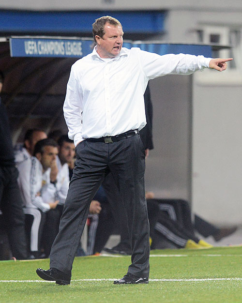 Pavel Vrba, coach of FC Viktoria Plzen