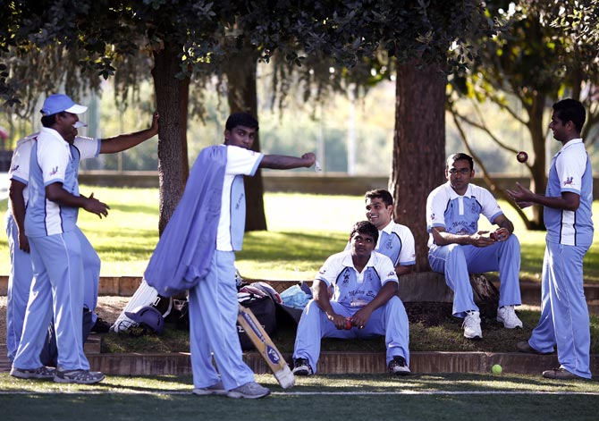 PHOTOS: Vatican to field cricket team, take on Anglican Church