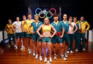2012 Aus Olympic team