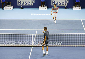 Federer vs Dimitrov