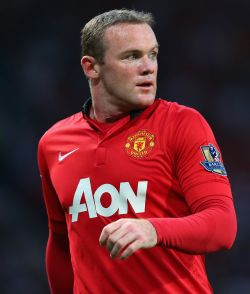 Rooney doubtful for Liverpool clash with head injury: Report