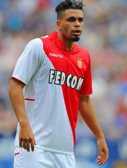 Emmanuel Riviere of Monaco looks on