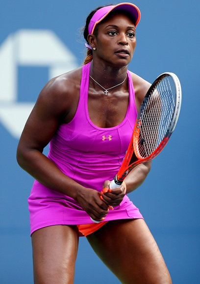 Sloane Stephens of United States