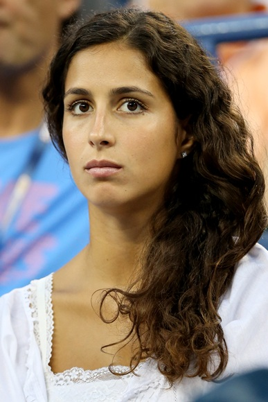 Nadal's girlfriend Xisca Perello