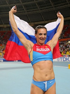 IOC consider action over Isinbayeva gay comments