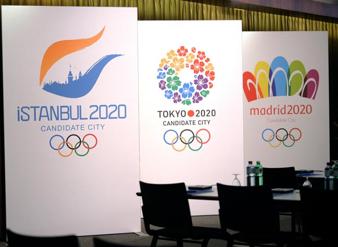 2020 Olympic Games bidders locked in tight race ahead of vote