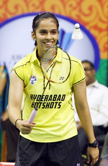 It is too early to compare IBL with IPL: Saina