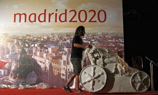 Madrid stunned by failure to land 2020 Games
