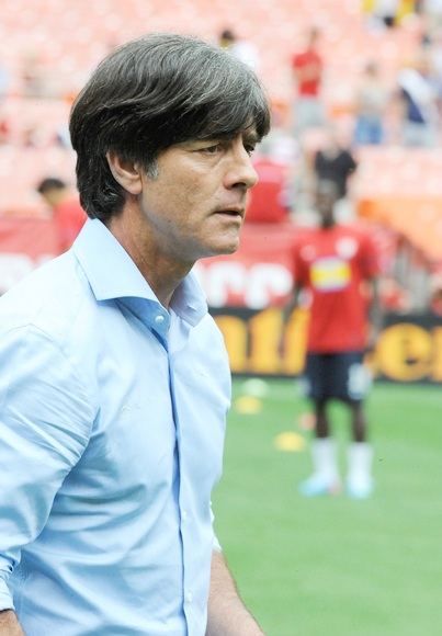 Head coach Joachim Low of the Germany