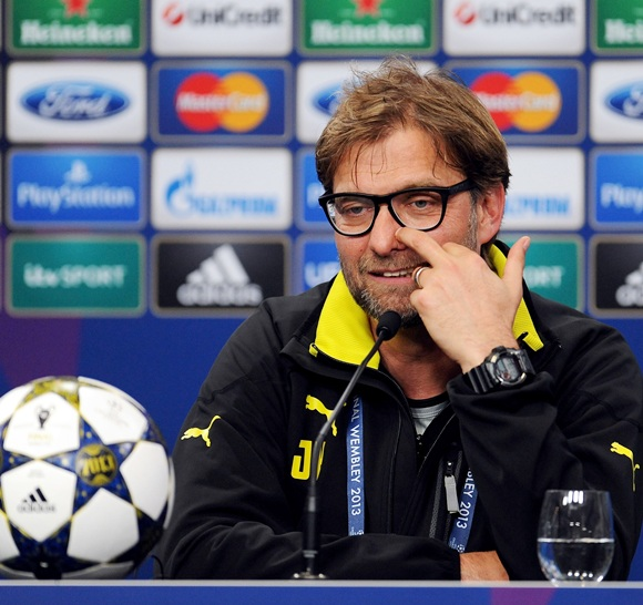 Head Coach Jurgen Klopp