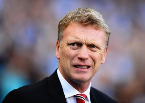 Moyes gives Man Utd players 'hairdyer treatment' after derby loss