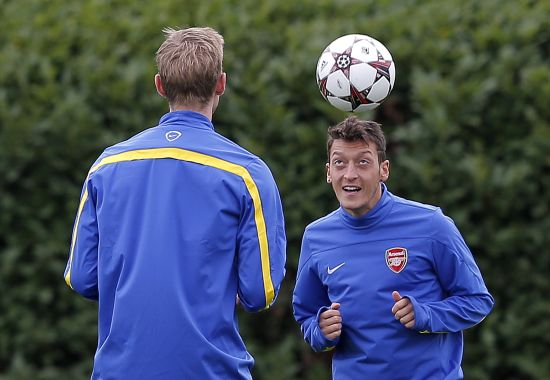 Much more to come from Ozil, says Wenger