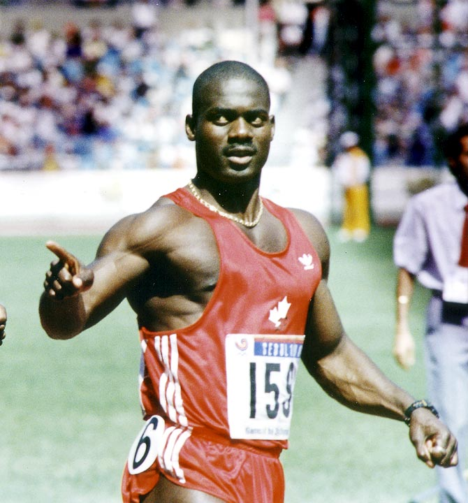 Ben Johnson (atleta) - Wikipedia, la enciclopedia libre