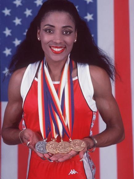 Olympian Florence Griffith-Joyner