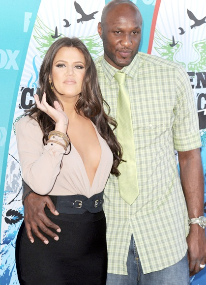 Khloe and Lamar may spend wedding anniversary together