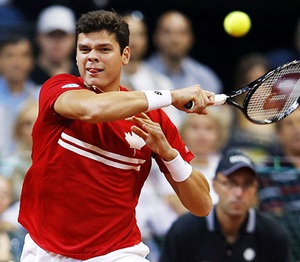 Raonic boosts London hopes by taking Thai title