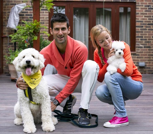 Djokovic's fiancee Jelena Ristic's style secrets revealed