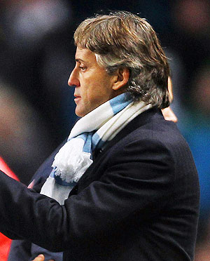 Mancini in talks with Galatasaray: Turkish club