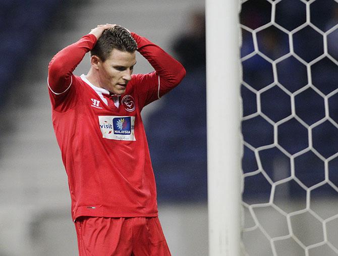 Sevilla's Kevin Gameiro