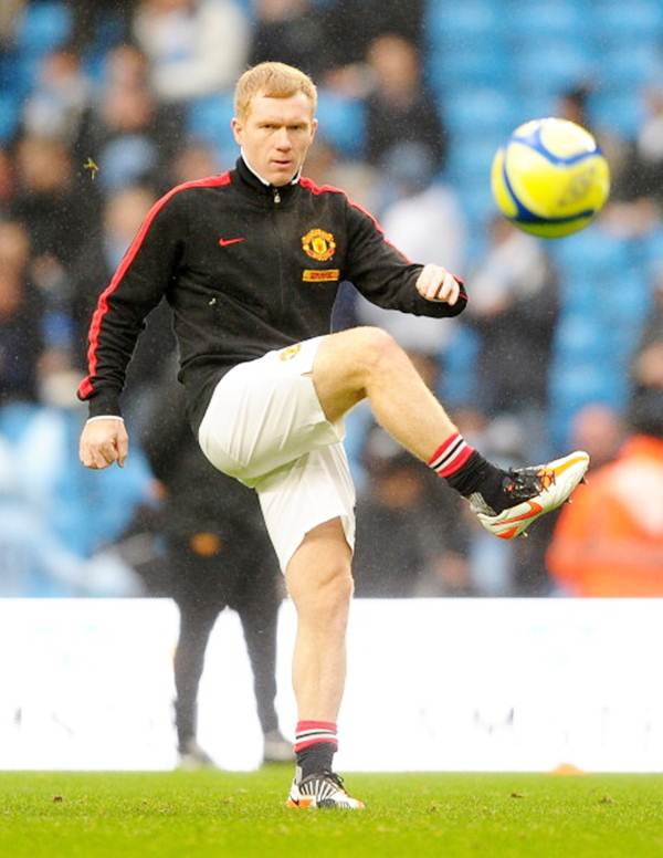 Rediff Sports - Cricket, Indian hockey, Tennis, Football, Chess, Golf - Sports Shorts: Scholes returns to help Man United interim manager Giggs