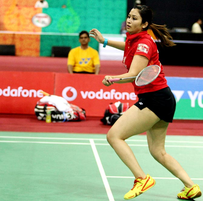 Indian badminton female players dating 1